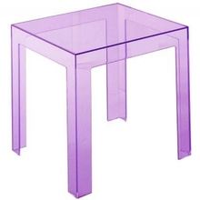 top design acrylic side table