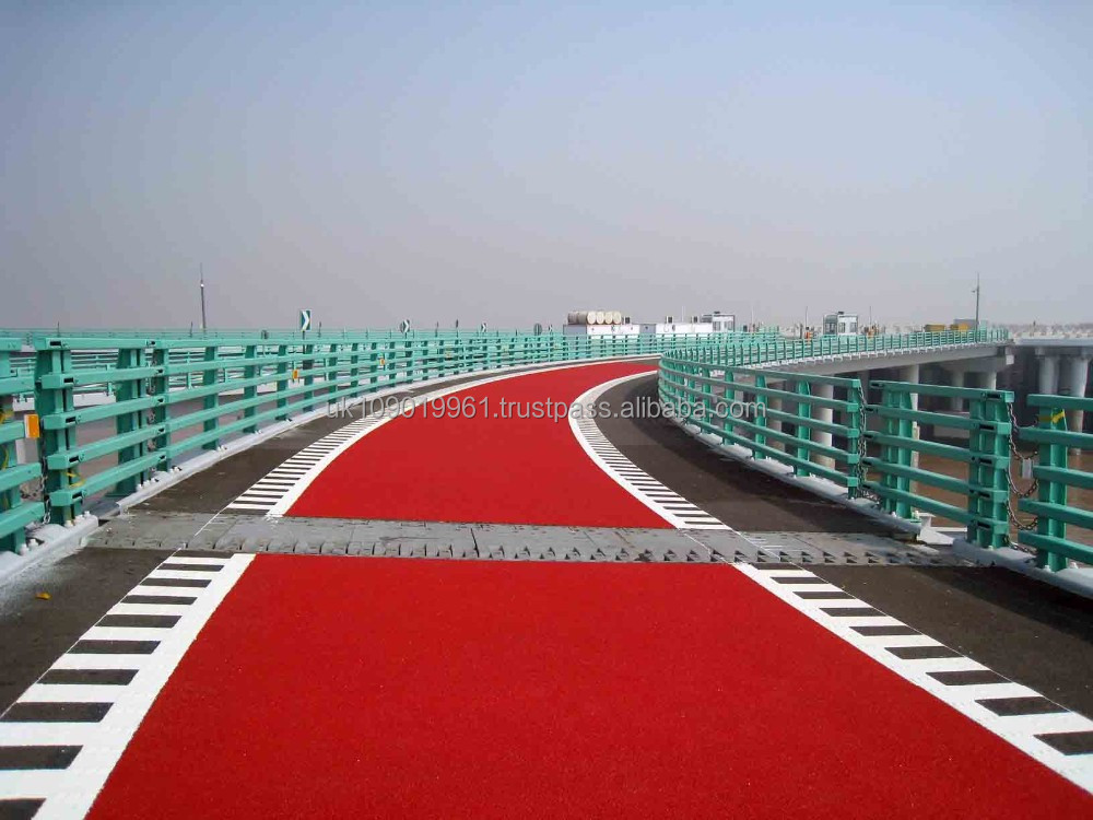 Adbruf Coldgrip High Friction (Anti-skid) Road Surfacing System
