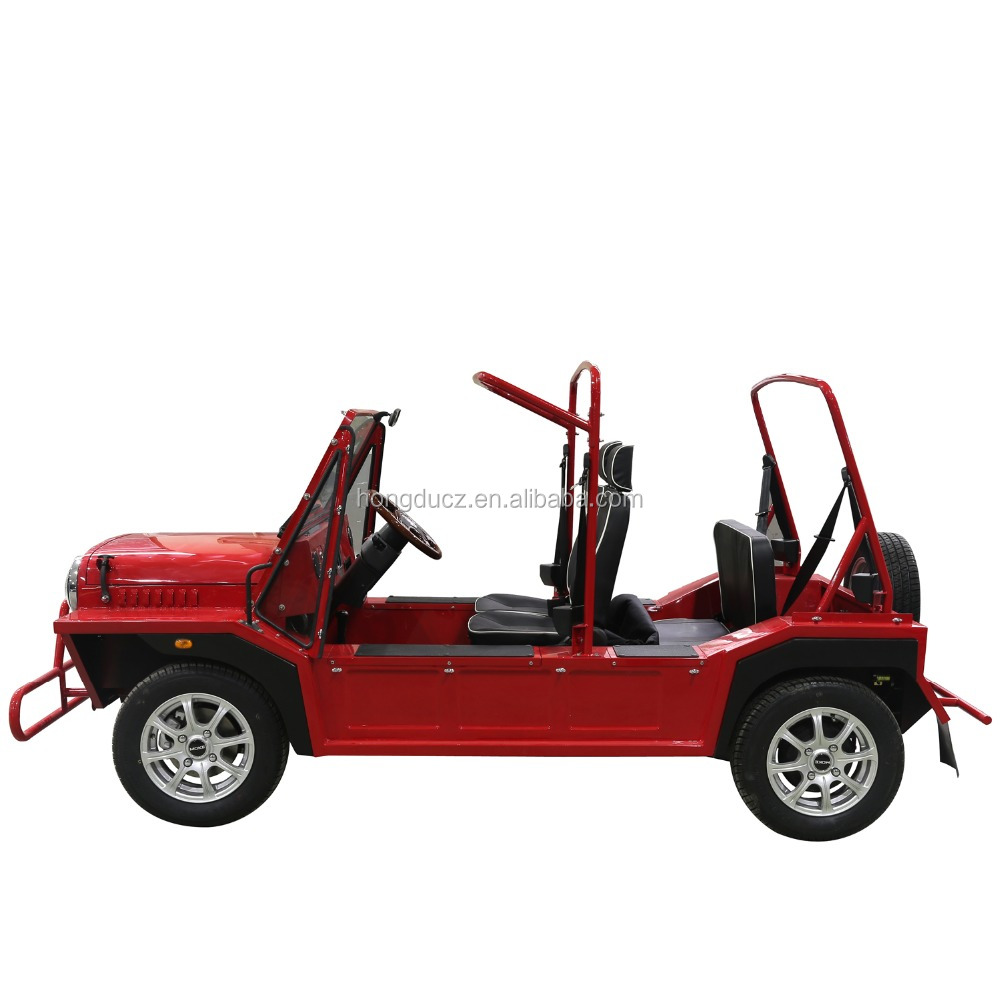 Hot Sale 4 person electric sightseeing car for sale