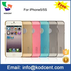 Custom wholesale mobile phone pc case back cover for iphone 5 in bulk from China