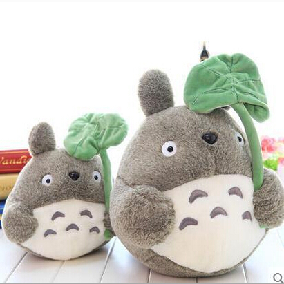 "1pcs 8"" 20cm My neighbor Totoro Cartoon Plush Toy Totoro Stuffed Animal Soft Doll Girl's Gift Kids Toy Popular Toy Free Shipping"