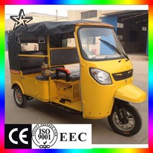 2017 New Chinese tricycle auto rickshaw price bajaj 3 wheeler Venus-SRX1