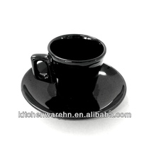 Haonai KC-1402172 small coffee cup and saucer