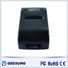 76mm autocutter impact printer, dotmatrix printer for POS