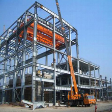 Multi-storey steel structure building good quality steel structure apartment building