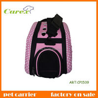 2015 Mini Hand Pet Carrier Bag ,dog carrier/travel bag/pet outside bag