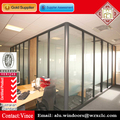 Soundproof Aluminium Glass Office Partition