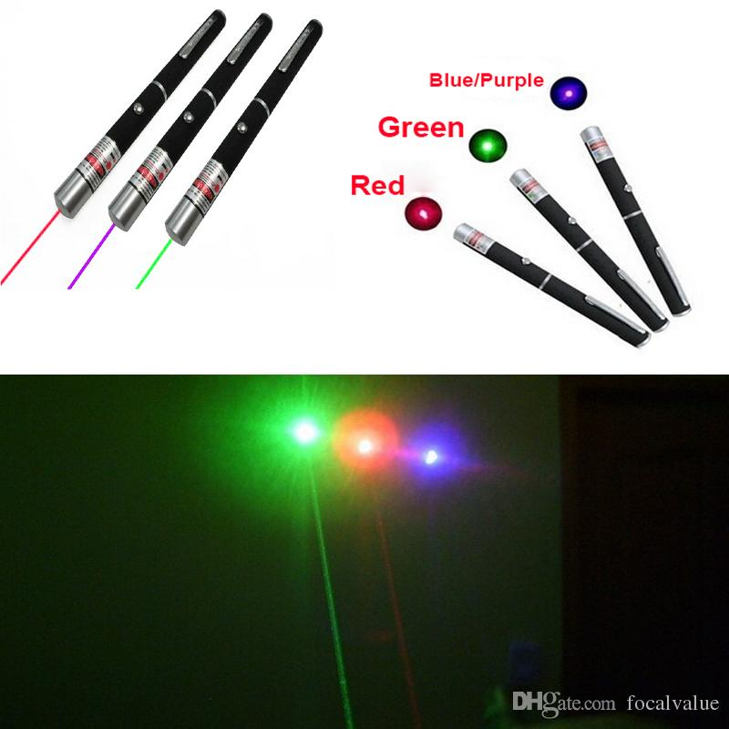 Powerful 5mW 532nm 650nm 405nm 455nm Green Blue Purple Red Light Lights Beam <strong>Laser</strong> Pointer Pen Pens Pointers <strong>Lasers</strong> free DHL