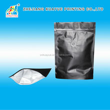 Customized Durable Clear Foil Stand up Pouch, Aluminium Foil Stand up Pouches with Zipper