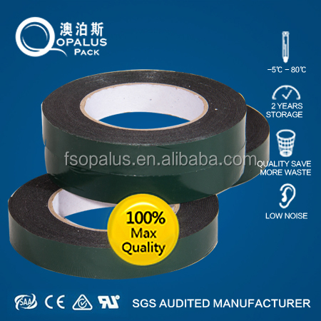 Enviromental Crosslinked polyethylene foam tape