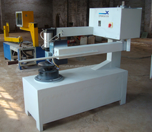 ZXM-BY1 Irregular glass shape grinding machine operated by hand