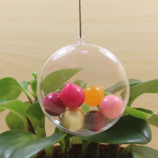 different shape clear plastic ball,Best Quality Ball Shaped Trinket Box