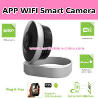 Wifi kamera with viewing by iPhone/iPad/any Android phone function