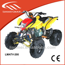 200cc four stroke atv atv 4x4 for adults with EEC LMATV-200
