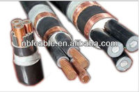IEC, DIN 1KV ~ 26 / 35KV XLPE insulated Power Cable for Transmission and Distribution