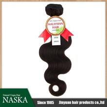 Factory wholsale 8 - 34 inch cheap natural raw malaysian hair