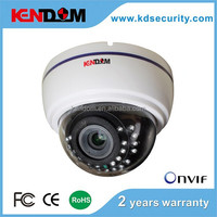 Security CCTV 2.0 Megapixel Dome IP Camera with Best Price
