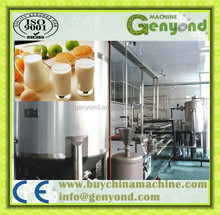 Small dairy product process line / milk & yogurt production line