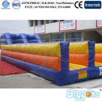 Giant Inflatable Bungee Run Games Adult Games With Bouncer
