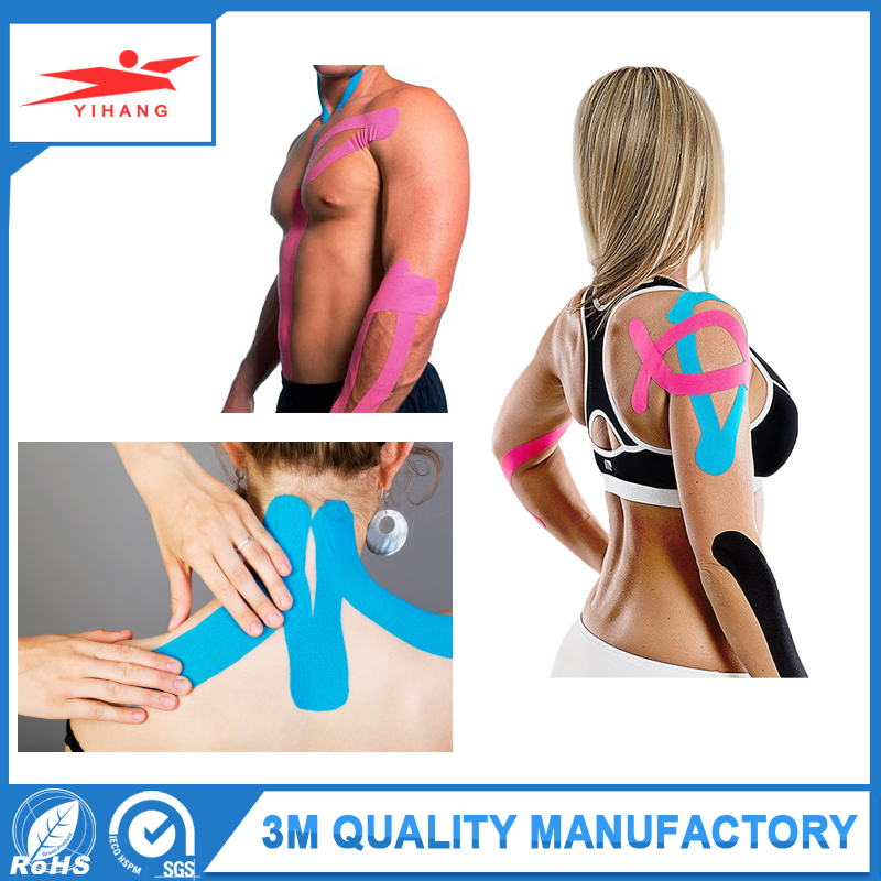 China Free Samples Bulk Buyingbest Selling Cloth Kinesiology Tape