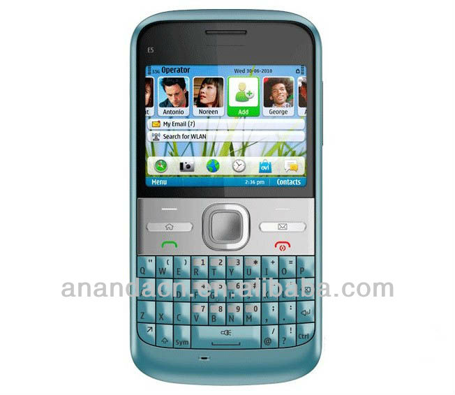 original and unlocked e5 3g cell phone hot sale