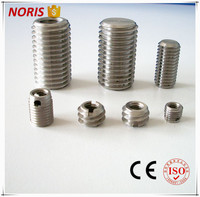Auto lathe milling part Small insert nut precision cnc machining parts