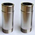 China custom high precision stainless steel m6 threaded sleeve nut