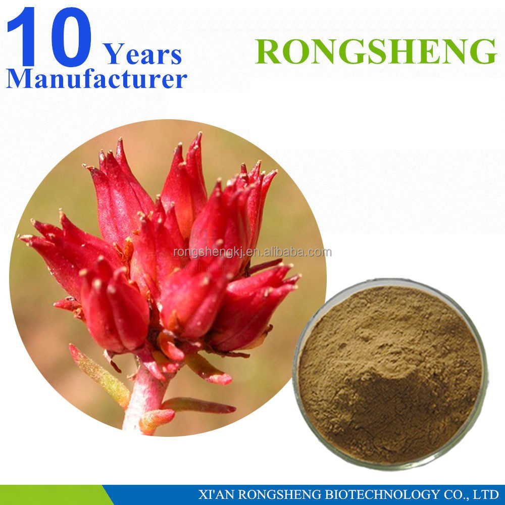 Factory Supply Natural Rhodiola Rosea P.E