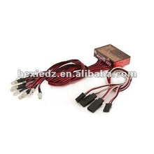 RC 1/10 LED System for RC Car