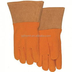 alibaba express safety leather glove australia/ latex rubber china