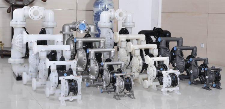 HYPP80 Air Operated Chemical Liquid Transfer Diaphragm Pumps
