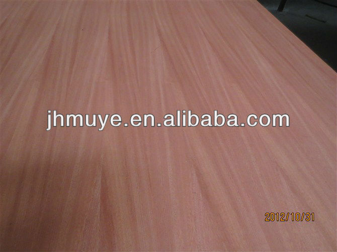 Hot Price Straight Line Sapelle Fancy Plywood