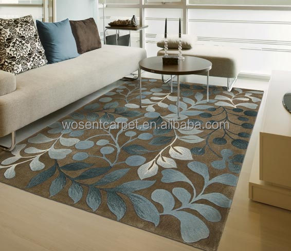 High Quality Handmade Wool Carpet Custom area rug factory Sale For Living Room Rugs