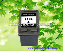 seller for HP ink cartridge 21xl 22xl recycle