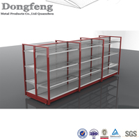 Glass display shelf Elegant Display Rack