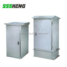 High quality stainless steel outdoor terminal tool box
