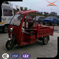 Best Choice Petrol and Battery Powered Tricycle With High Quality