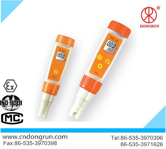 high quality precision ph orp tds meter
