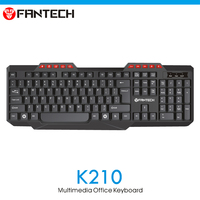 Fantech New Arrival teclado pc msi laptop gaming keyboard custom multimedia computer office keyboard