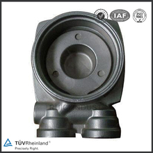 China supplier sand casting spheroidal graphite cast iron cast iron