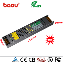 Baou high quality switch mode power supply 13.8v