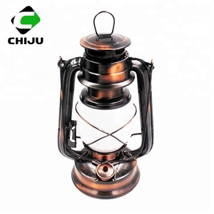 Brand camping lights rechargeable LED lantern with metal handle