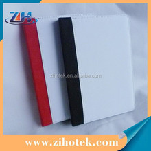 High quality Leather sublimation flip mobile phone cover case for iPad mini 1/2/3