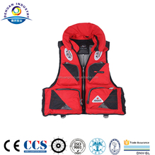 300D oxford polyester fabric fishing Life Vest Sports Outdoor Meshing Vest