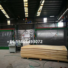 Wood Core Veneer Press Dryer machine for Plywood/core dryer