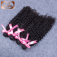 Malaysian Curly Human Hair Extensions Top Quality Human Hair Weave 100% Virgin Remy Hair