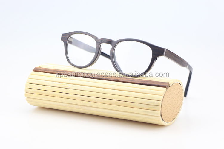 hdcrafter own brand men women wooden eye frames reading glasses with pouch