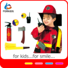 7PCS KIDS FIREFIGHTER UNIFORM HERO RESCUET