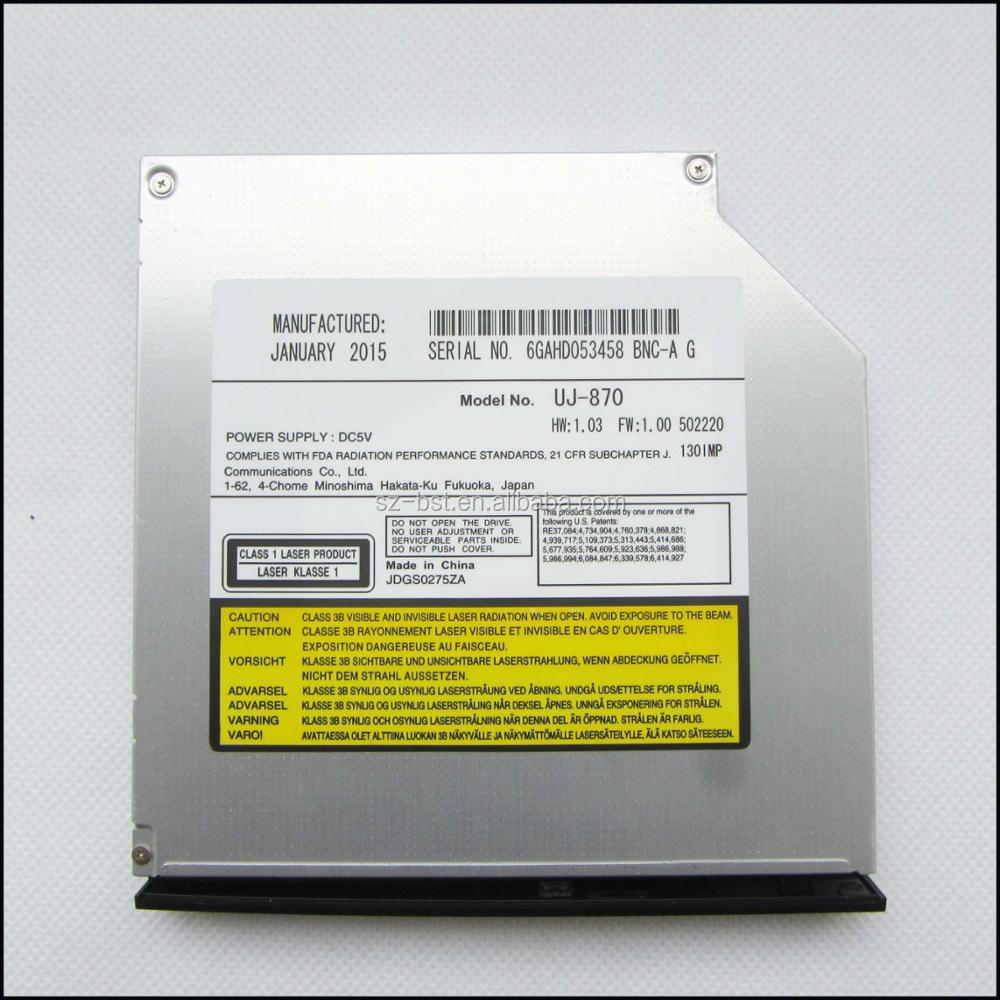 12.7mm IDE Interface DVD-RW drive For Panasonic UJ870