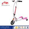 Kid scooter with 3 wheels light/non electric kids scooter for children/full aluminum kick scooter